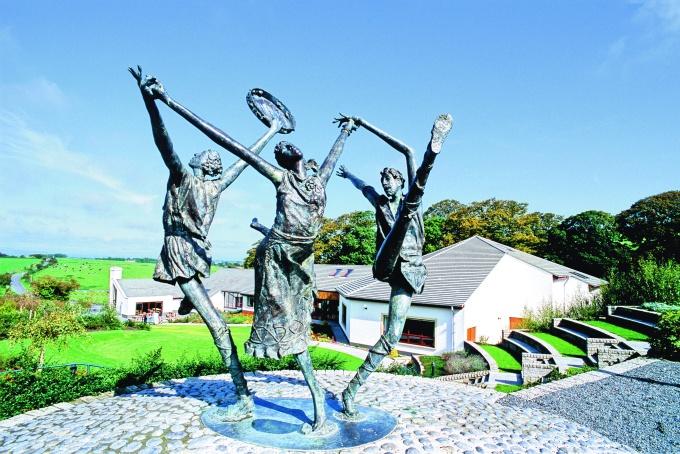 2. Cashel Dancers
