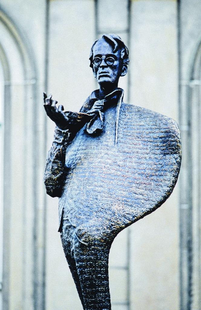 3. W.B.Yeats
